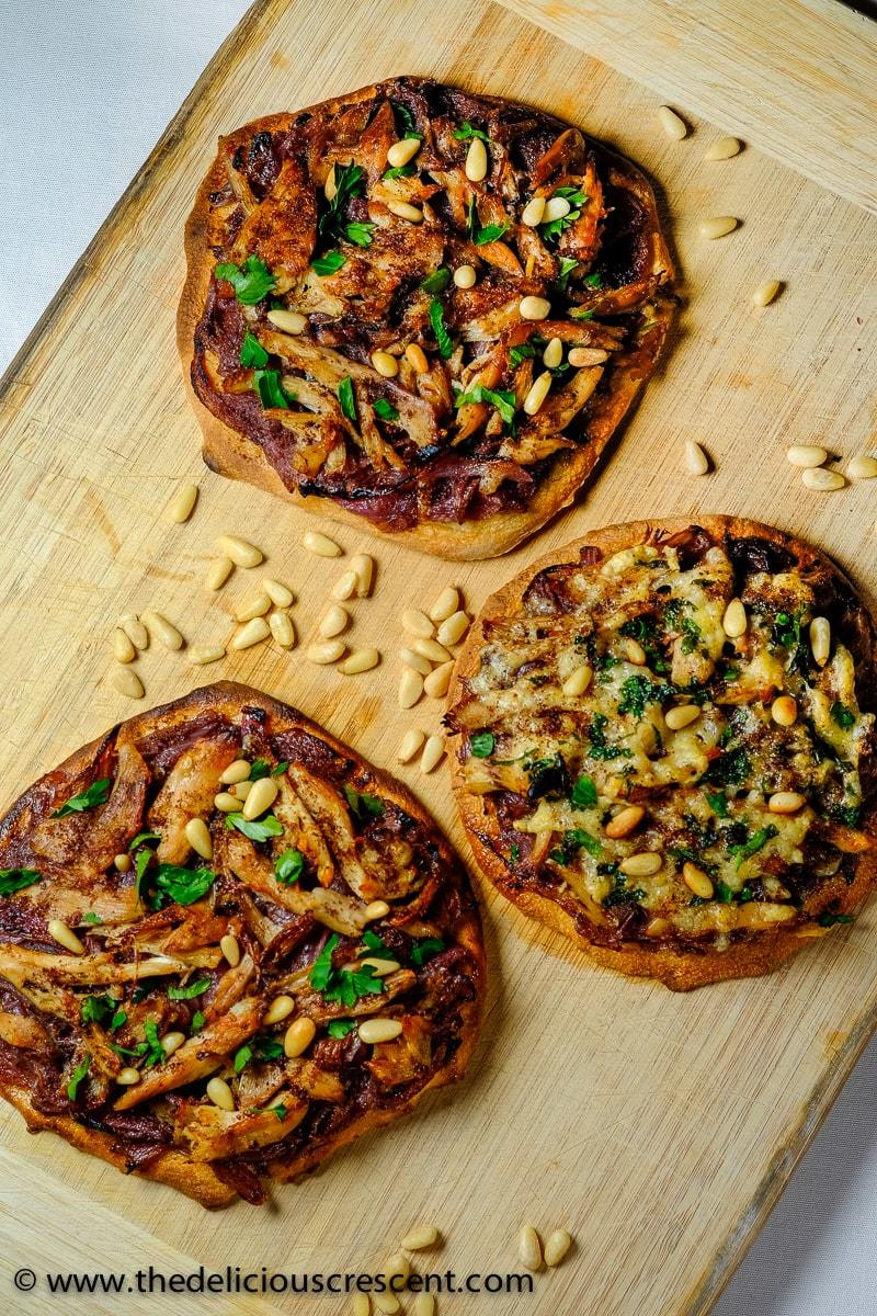 Sumac Caramelized Onion Mini Musakhan