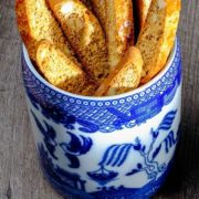 Anise Almond Biscotti Pin Image