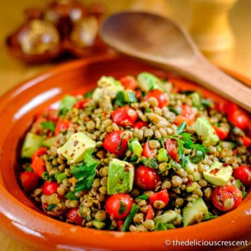 Recipes prepared using beans, lentils and pulses.
