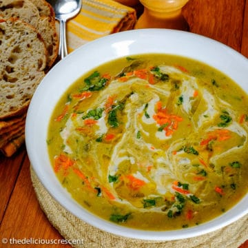 A variety of delicious soup recipes from around the world.